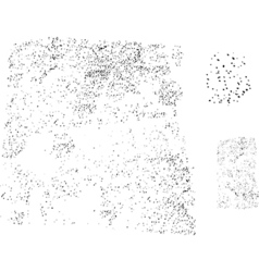 Gritty Speckle Texture Pattern vector