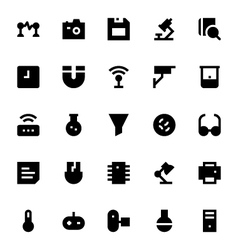 Science and Technology Icons 3 vector