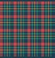 Classic tartan merry christmas seamless patterns