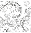 Swirl pattern vector image vector image