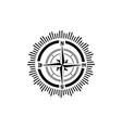 Vintage sailor badge logo vintage sailor badge
