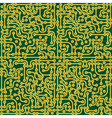 Circuit board seamless vector image