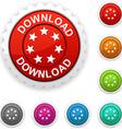 Download award vector image vector image