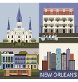 New Orleans vector image vector image