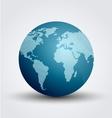 Digital World vector image