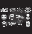 Set class 2020 badges on the