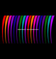 abstract background with vertical brush stripes vector image