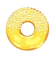 Donuts isolated vector image vector image