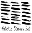 artistic strokes set