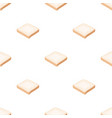 bread is a piece of a sandwichburgers and vector image