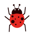 insect icon image vector image vector image