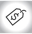 icon sales vector image