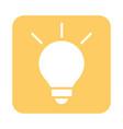 mobile application power web button menu digital vector image