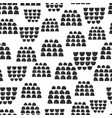 scandinavian seamless pattern for decoration vector image vector image