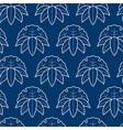 seamless pattern japanise style sashiko vector image vector image