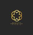 beauty studio design logo