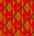 Geo pattern21 vector image vector image