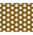hexagon pattern seamless vector image
