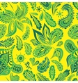 Bright Summer Textile Pattern vector image vector image