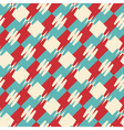 geometric print vector image vector image