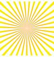 sun rays sun rays background vector image vector image