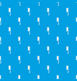 brush pattern seamless blue vector image vector image