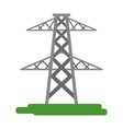 electric tower icon image vector image vector image