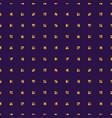 pattern pixel crosses vector image vector image