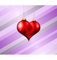 Valentines Day Background for your love themed vector image vector image