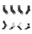 sock clipart sock drawing sock icon symbol vector image vector image