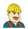 Builder man or engineer vector | Price: 3 Credits (USD $3)