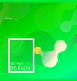 colorful geometric wallpaper vector image vector image
