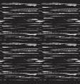 seamless dark gray grunge square pattern vector image vector image
