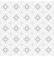 Abstract Seamless Geometric Wallpaper vector image vector image