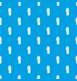 electric razor pattern seamless blue vector image vector image
