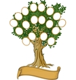 Family tree vector image vector image