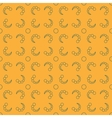 Bubbles chaotic seamless pattern 512 vector image vector image