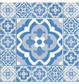 Retro Floor Tiles patern vector image
