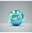 Earth Day sign design