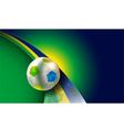 brazil 2014 vector image vector image
