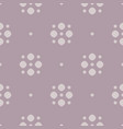 Simple polka dot seamless pattern in pastel color