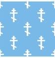 Orthodoxy seamless pattern vector image vector image