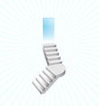 stairways to heaven concept vector image