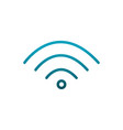 wifi internet connection signal communications vector image