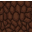 animal skin vector image
