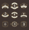 oktoberfest celebration beer festival badges