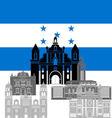 Honduras vector image vector image
