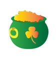 Patrick day icon vector image