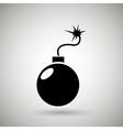boom icon design vector image