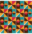 ghana african tribal kente cloth pattern vector image vector image